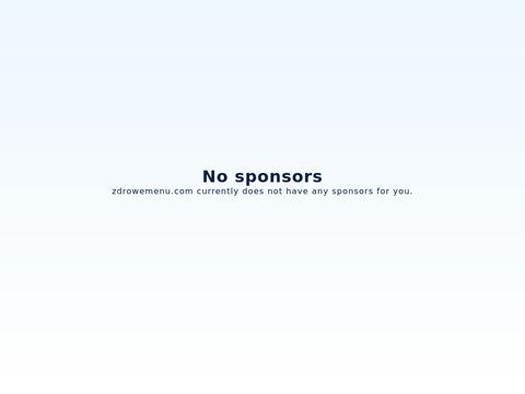 Zdrowe Menu - dieta pudełkowa