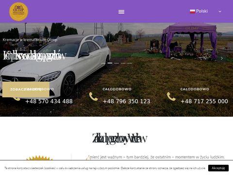 Zakladpogrzebowyolimp.pl