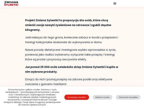 Zmianasylwetki.pl - trening online