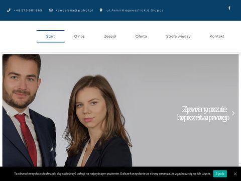 Pulrol.pl radca prawny Słupca