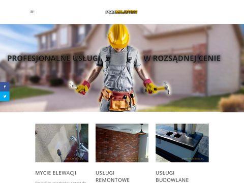 Promajster.pl remont mieszkania