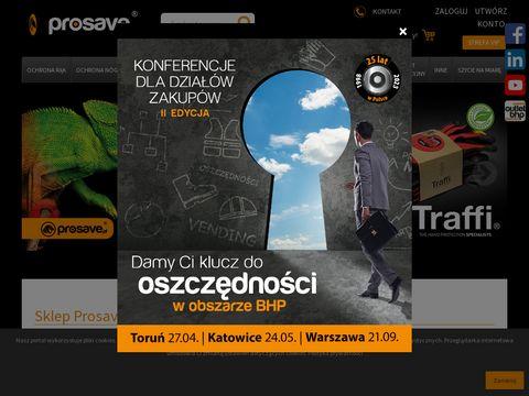 Prosave.pl - odzież robocza