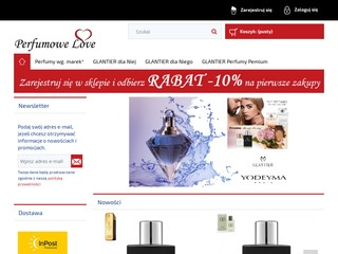 Perfumowe Love - perfumeria online