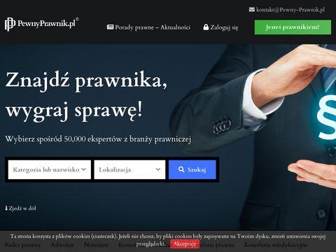 Pewny-prawnik.pl