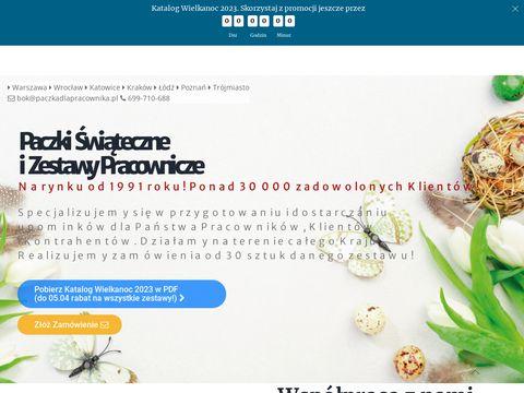Paczkadlapracownika.pl