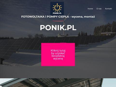 Ponik Solar