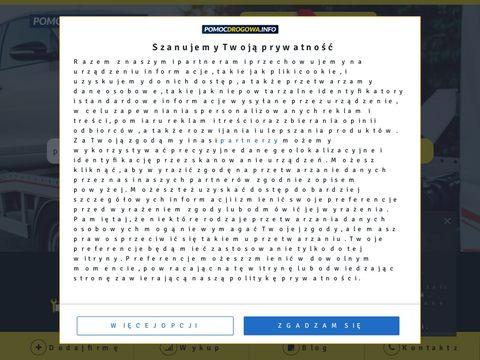 Pomocdrogowa.info wyszukiwarka firm