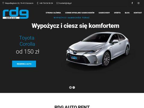 Rdg.pl wypożyczalnia samochodów