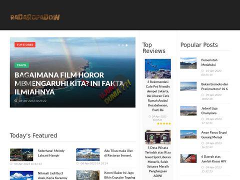 RadarOpadow.live - sprawdź pogodę