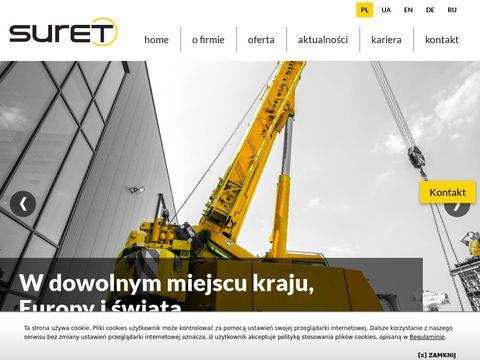 Suret-relokacje.pl przemieszczanie