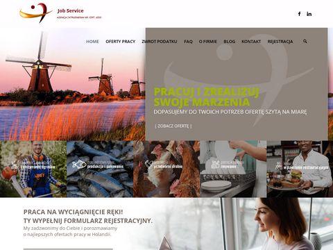 Szukasz-pracy.pl praca w Holandii