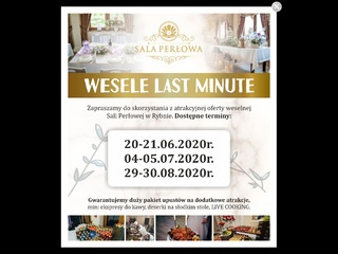 Salaperlowa.pl restauracja Gniewino