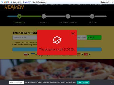 Slice of Heaven - pizza Wrocław