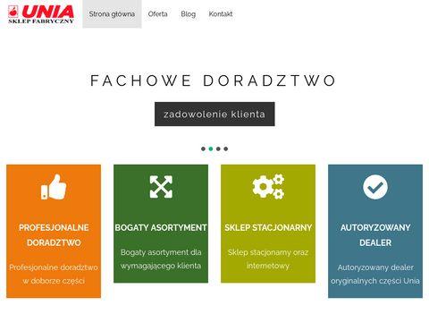 Sklepunia.pl - lemiesz Unia