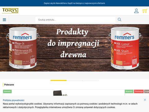 Torys.eu materiały montażowe