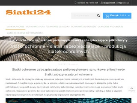 Siatki24.com.pl