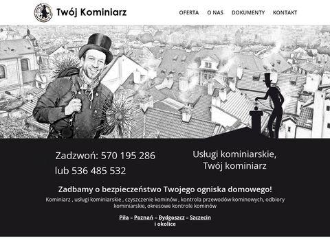 Twój Kominiarz Bydgoszcz