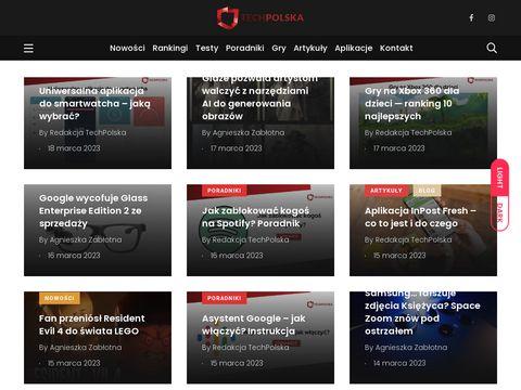 TechPolska.pl - zapraszamy
