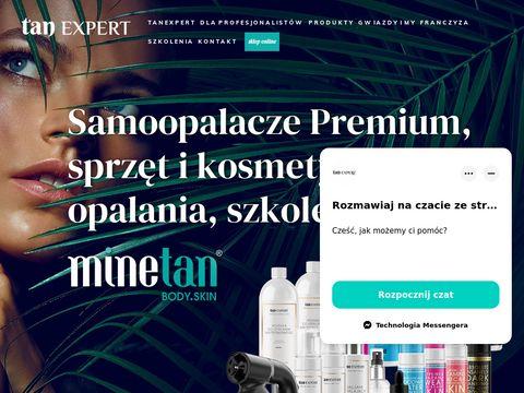 Tanexpert.pl kosmetyki do opalania