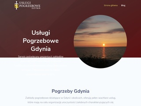 Uslugipogrzebowegdynia.pl Sopot