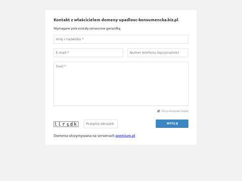 Upadlosc-konsumencka.biz.pl kancelaria