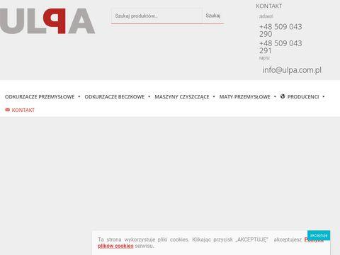 Ulpa.com.pl - odkurzacze i maty