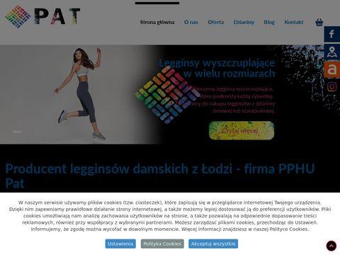 Pat-legginsy.pl