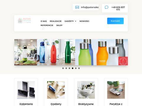 Paters Design - gadżety reklamowe