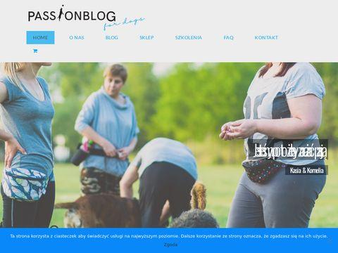 Passionblog.com.pl - sztuczki dla psa