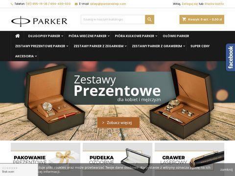 Parkersklep.com - pióra wieczne