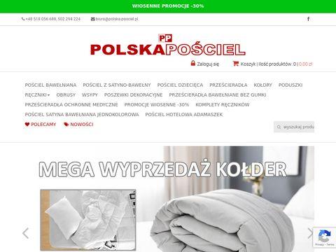 Polska-posciel.pl producent