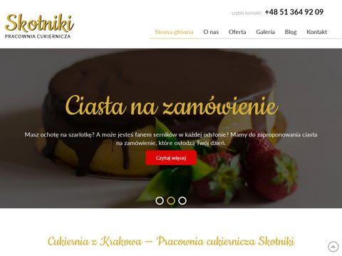 Pracowniacukiernicza-krakow.pl