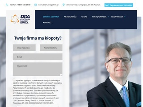 DGA - Centrum Sanacji Firm