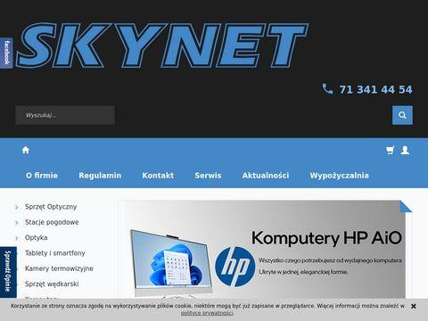 Skynet.pl - lunety Wrocław