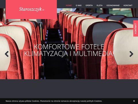 Staroszczyk.eu przewóz osób Kartuzy