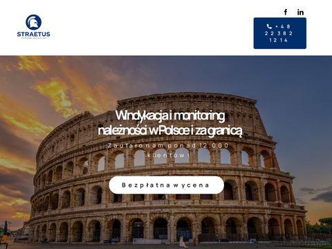 Odzyskiwanie długów Warszawa