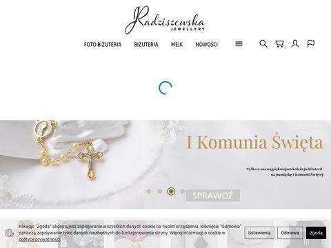 Radziszewska.com autorska biżuteria