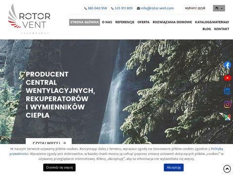 Rotor-vent.com