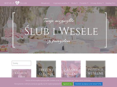 Wesele-slub.com w pigułce