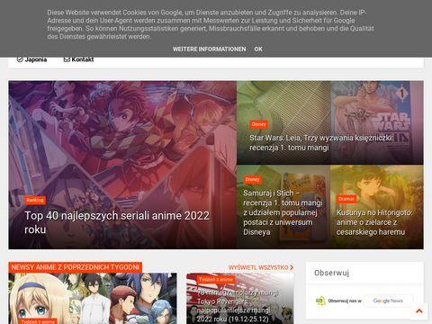 Animeholik.pl - newsy ze świata