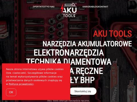 AKU Tools - elektronarzędzia