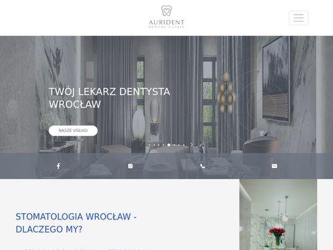 Aurident klinika stomatologiczna