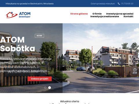 Atomdeweloper.pl mieszkanie sprzedaż