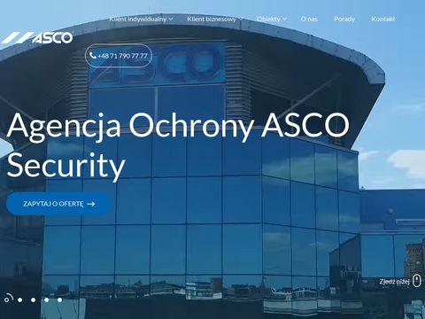 ASCO Security agencja ochrony