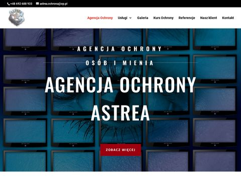 Astrea-ochrona.pl agencja ochrony osób