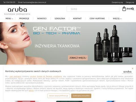 Aruba.rzeszow.pl sklep kosmetyczny