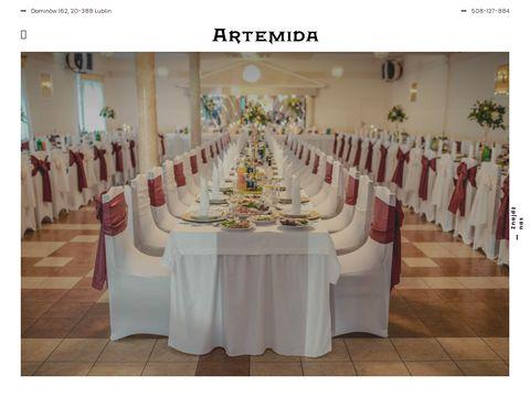 Artemida.lublin.pl - półmetki