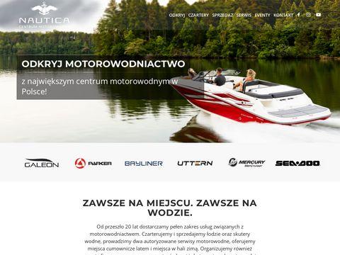 Centrumnautica.pl - czarter jachtów