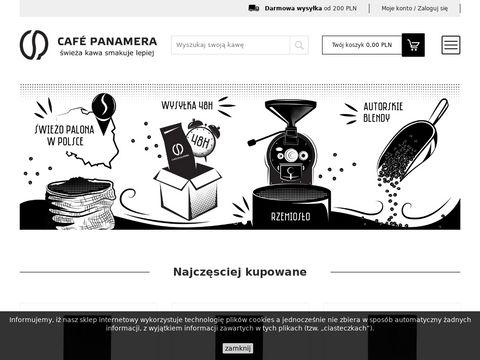 Cafepanamera.com palarnia kawy