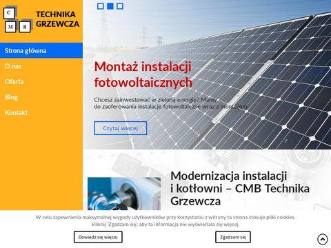 Cmbtechnikagrzewcza.pl